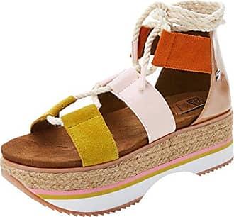 Sandale femme plateforme
