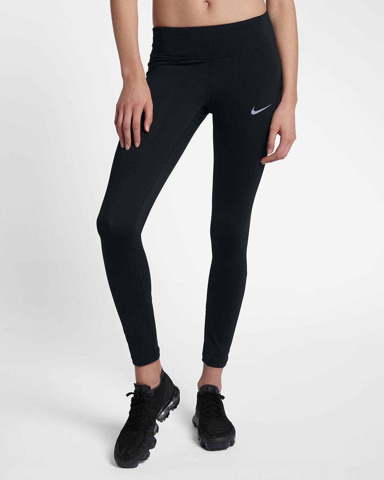 Running nike tights