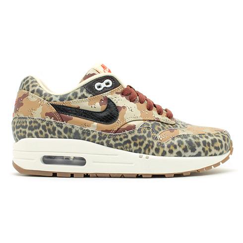 Sneakers nike leopard