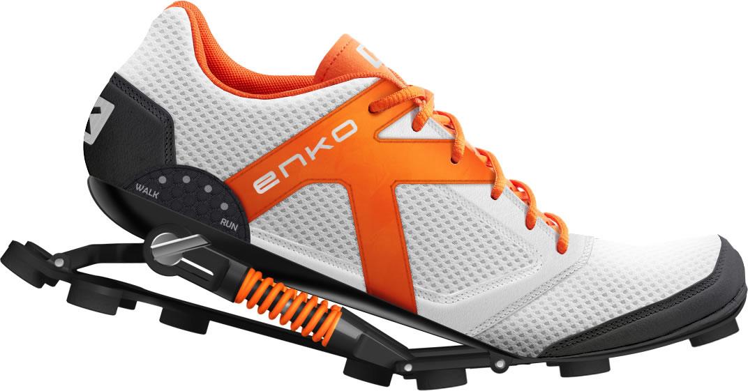 Chaussure running pour coureur lourd femme