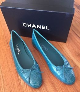 Ballerines chanel ebay