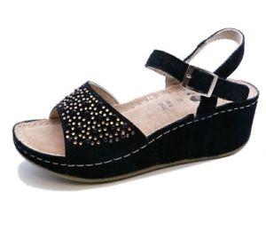 Chaussure semelle compensée plate