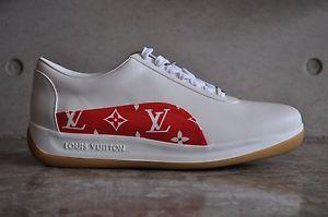 Louis vuitton x supreme sneakers ebay