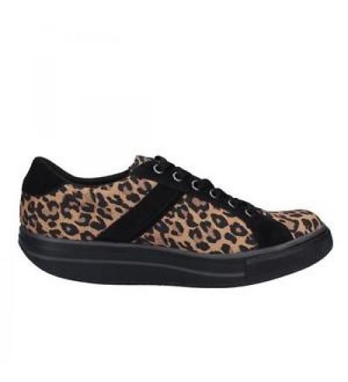 Sneakers femme daim