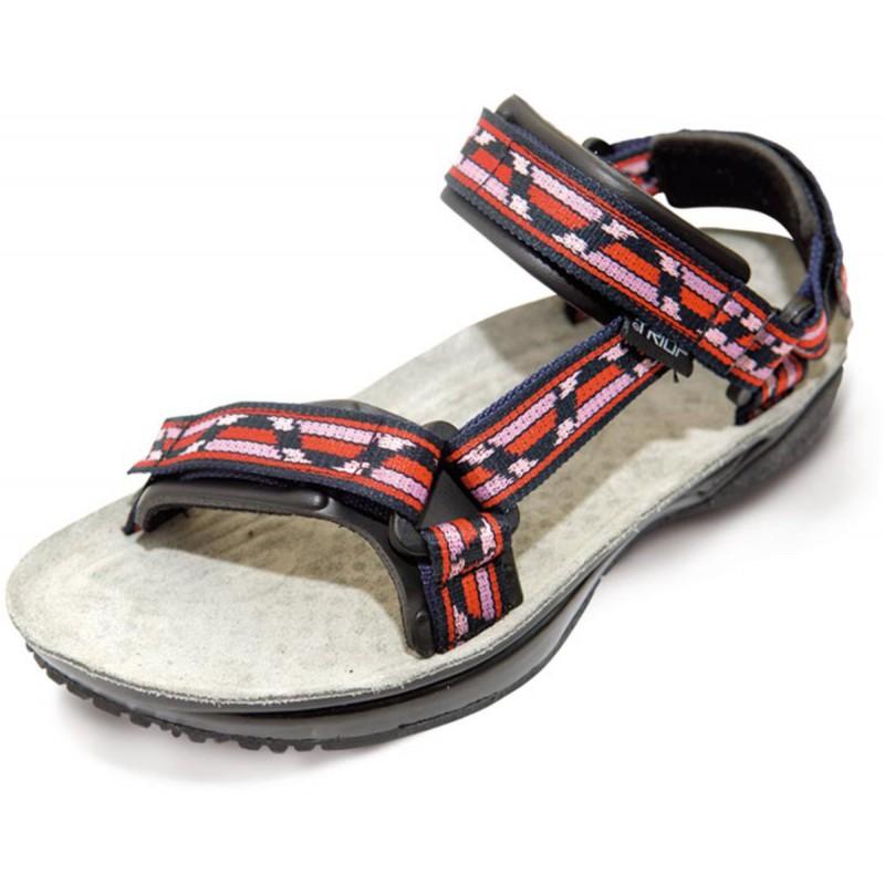 Sandale femme marche