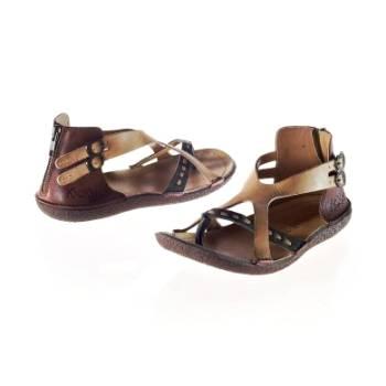 Sandales femme kickers soldes