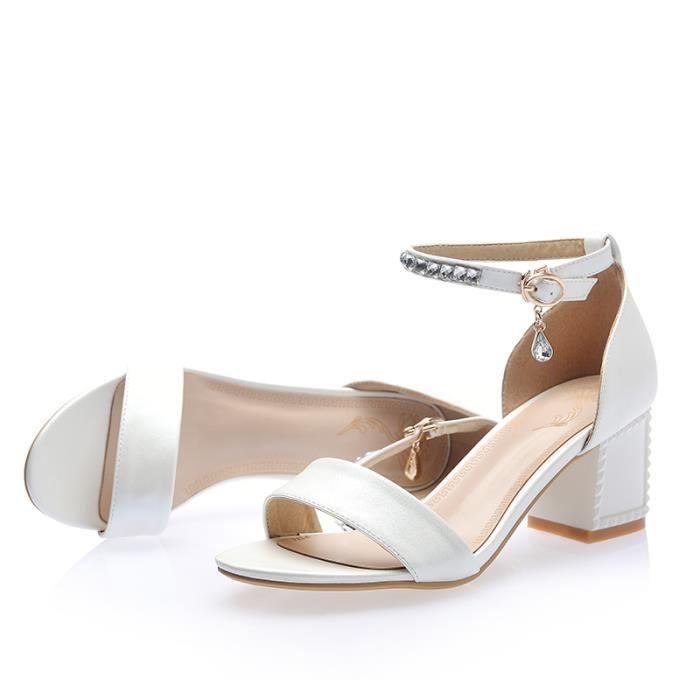 Sandale femme simple