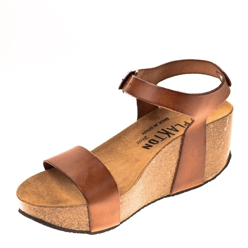 Pour Marron Lescahiersdalter Compensées Femme Chaussures Chaussure Nvmn08w
