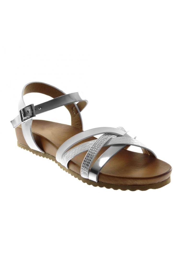 Chaussure compensée 3 cm