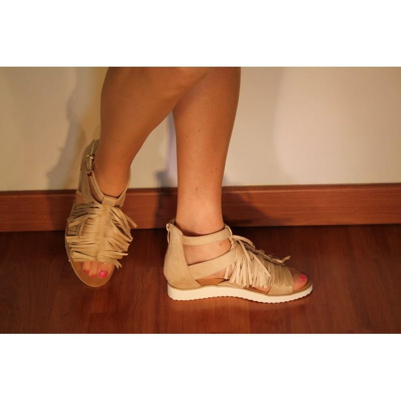 Sandale femme talon 5cm