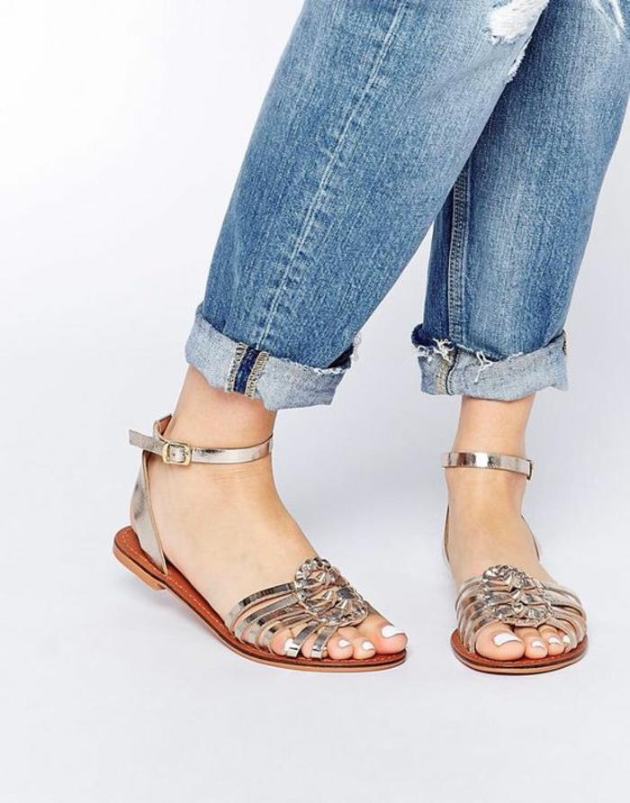 Sandale femme ete