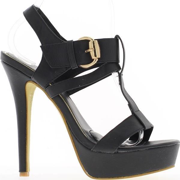 Chaussure compensée 14cm