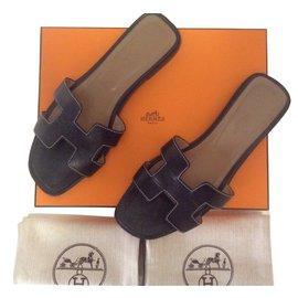 Lescahiersdalter Chaussure Cher Hermes Pas Sandale Femme QrCxoWBed
