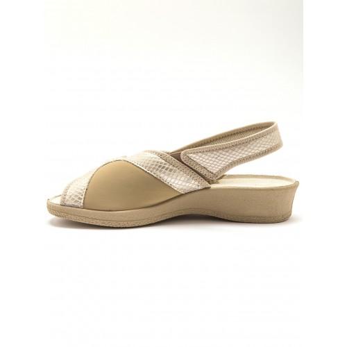 Sandale femme hallux valgus