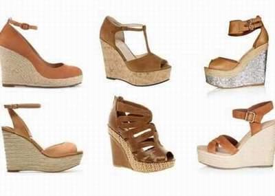 Chaussure compensée jennyfer