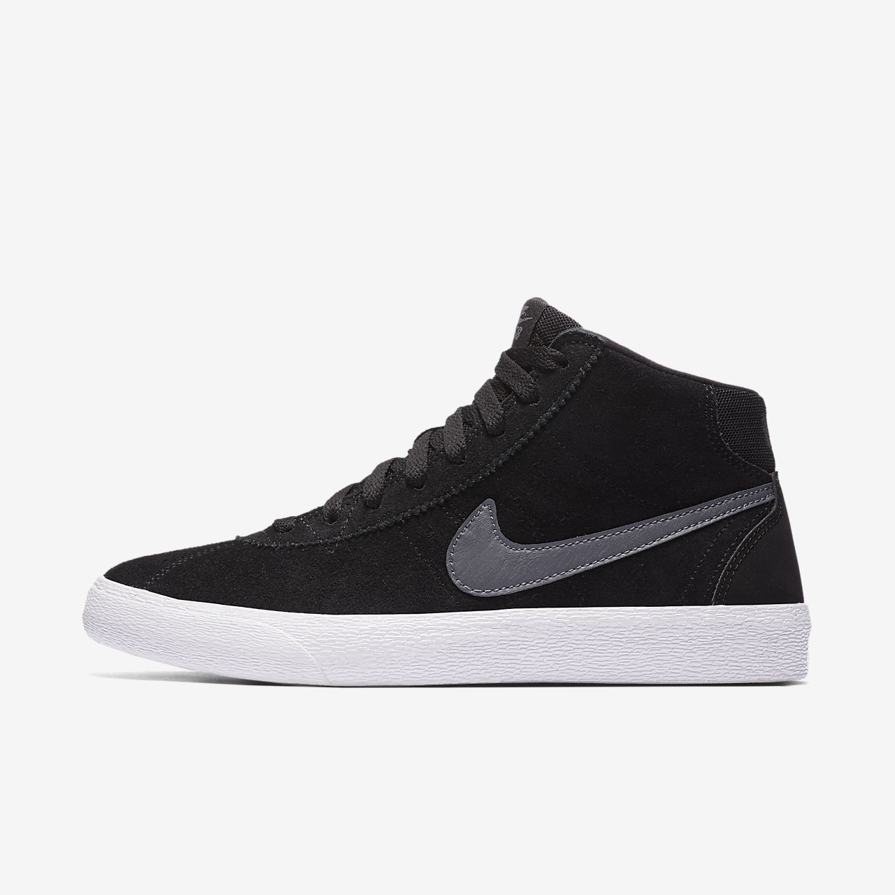 Sneakers nike black and white