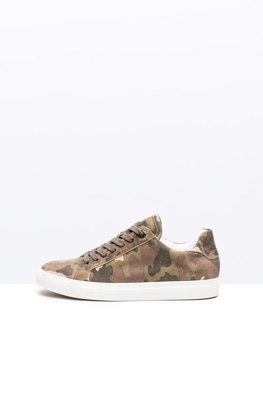 Sneakers homme beige