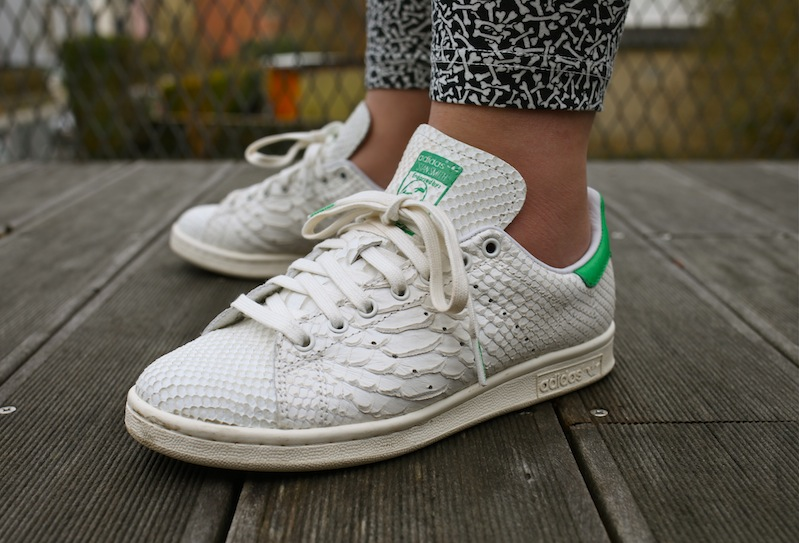 adidas stan smith femme serpent