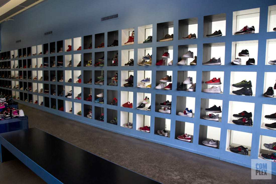Sneaker shop new york