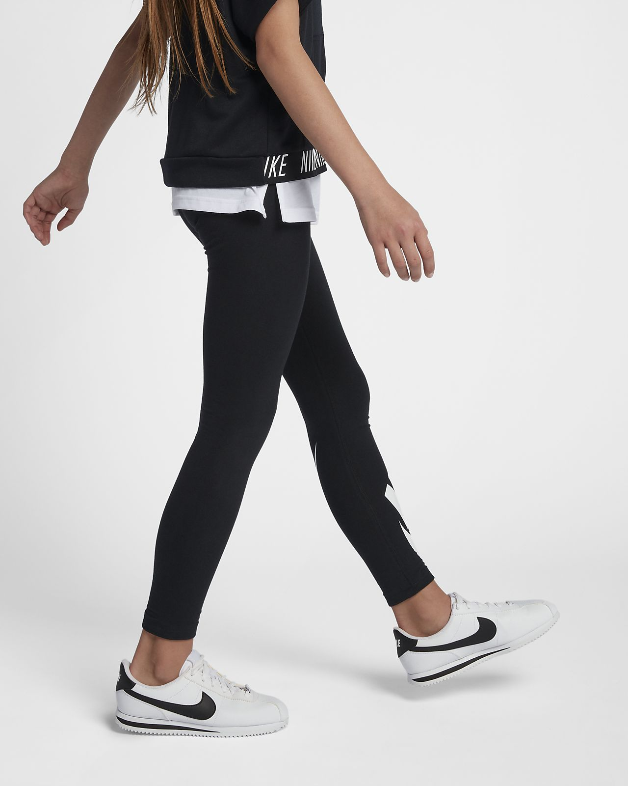 Nike running tights youth