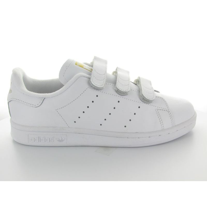 Stan smith cf rouge femme