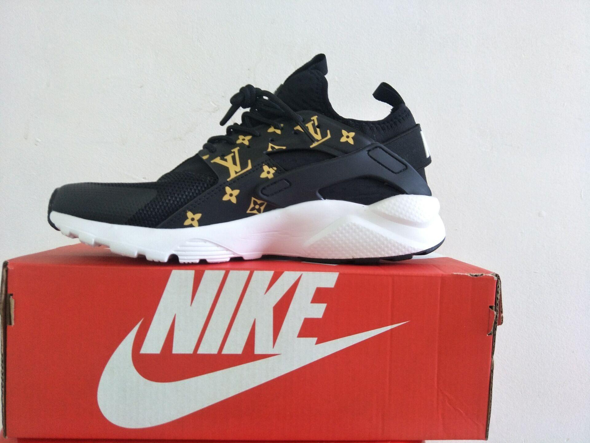 best selling arrives footwear Louis vuitton nike sneakers - Chaussure - lescahiersdalter
