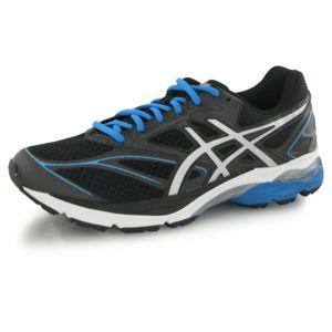 Chaussure de running femme asics gel pulse 8 noir bleu asics