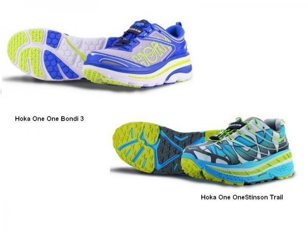 Chaussures running hoka test