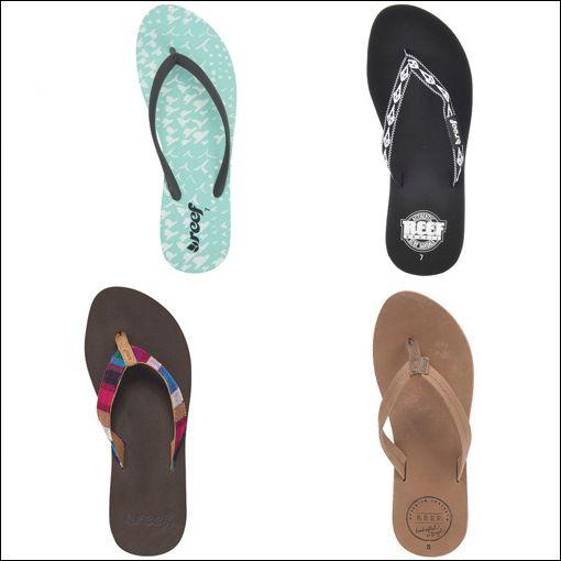 nouvelle qualité bon marché dans quelques jours Tong femme reef - Chaussure - lescahiersdalter