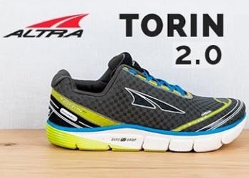 Chaussure de running sans drop