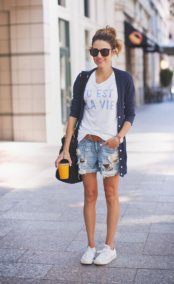 Outfit sneakers
