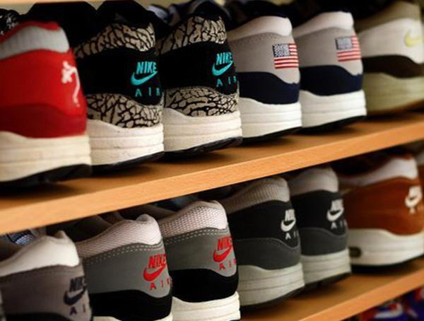 Sneakers addict sortie