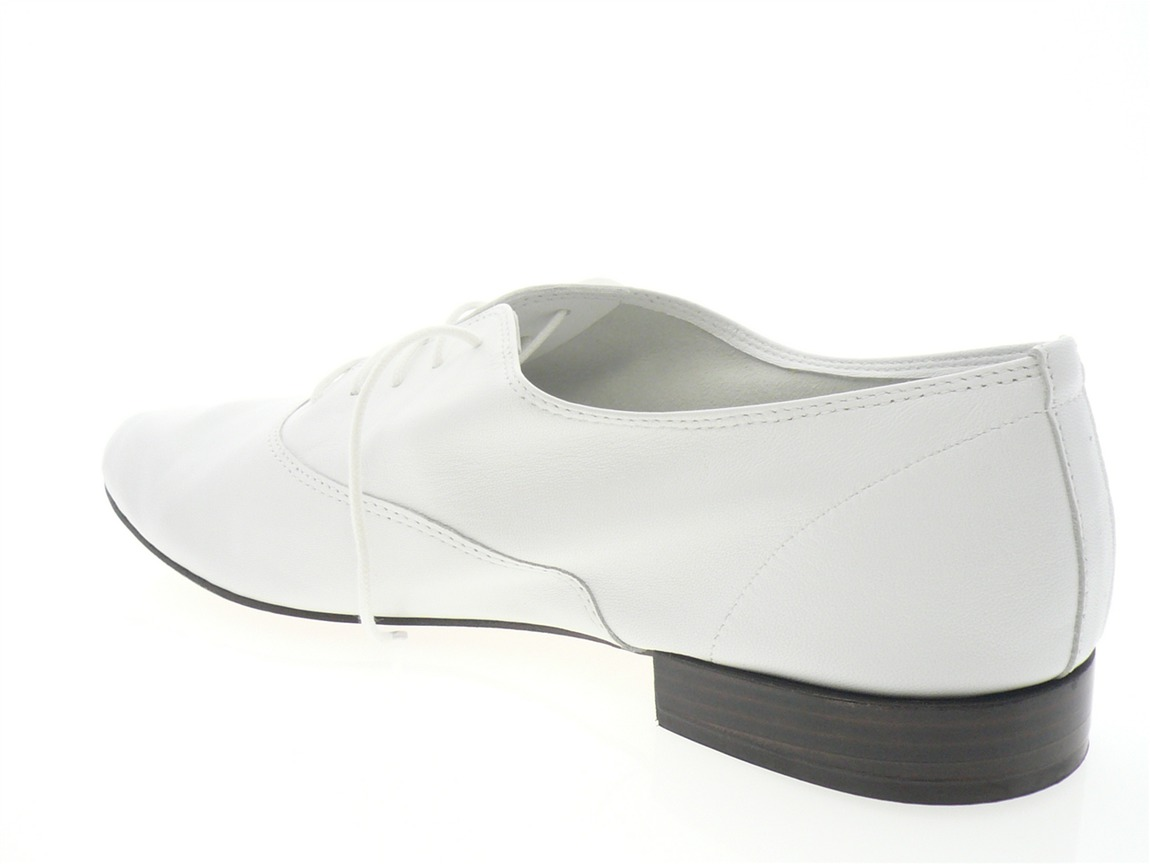 Chaussure repetto homme blanc