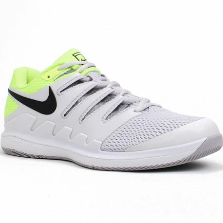 Chaussure nike jaune fluo